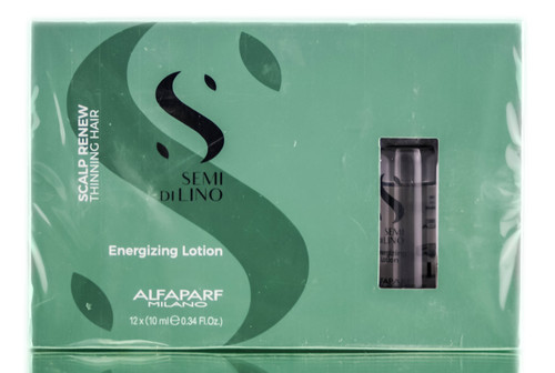 Alfaparf Semi Di Lino Scalp Renew Thinning Hair Energizing Lotion