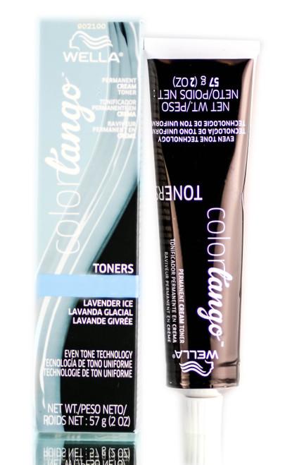 Wella Color Tango Permanent Cream Toner
