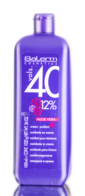 Salerm Aloe Cream Developer 40 Volume