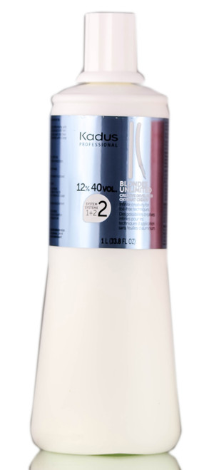 Kadus Professional Blondes Unlimited 12% 40 Vol Developer