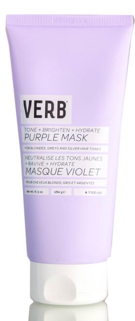 Verb Tone + Brighten + Hydrate Purple Mask