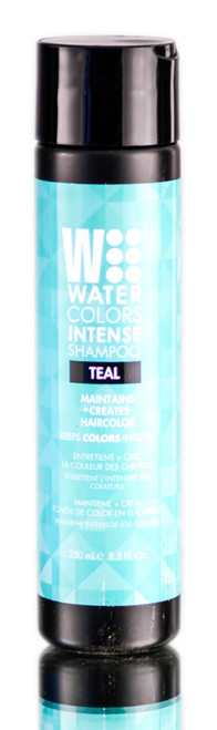 Tressa Watercolors Intense Teal Shampoo