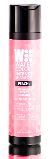 Tressa Watercolors Intense Peach Shampoo