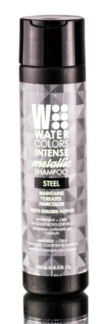 Tressa Watercolors Intense Metallic Steel Shampoo