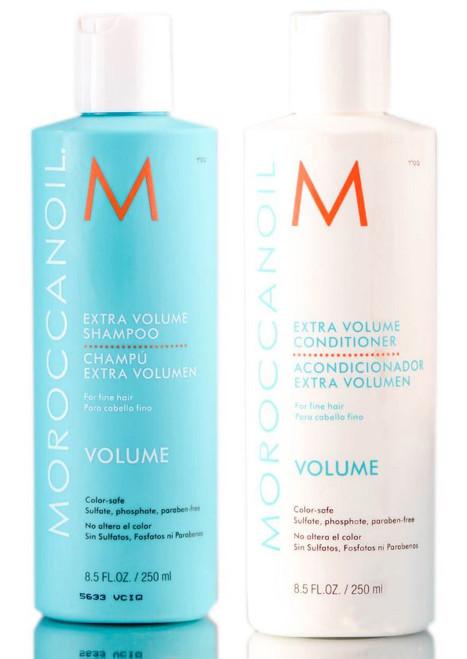 MoroccanOil Extra Volume Shampoo & Conditioner