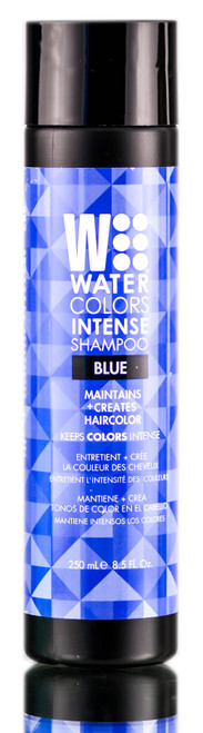 Tressa Watercolors Intense Blue Shampoo