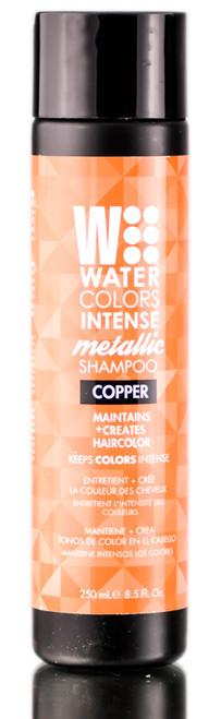 Tressa Watercolors Intense Metallic Copper Shampoo