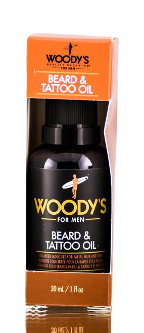 Woody's Beard & Tattoo Oil