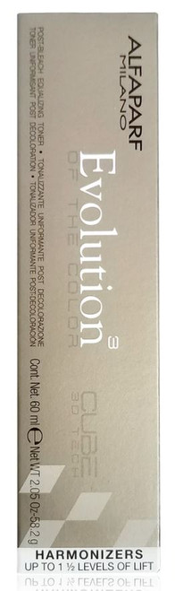 Alfaparf Milano Evolution of the Color Cube Post-Bleach Equalizing Toner