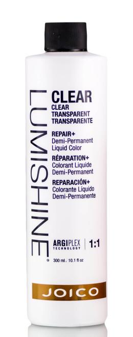Joico Lumishine Clear Repair + Demi-Permanent Liquid Color
