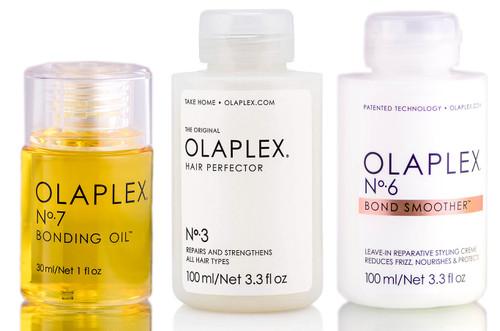 Olaplex Bond Smoother Trio