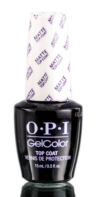 OPI GelColor Matte Top Coat