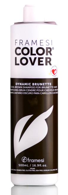 Framesi Color Lover Dynamic Brunette Cool Brown Shampoo