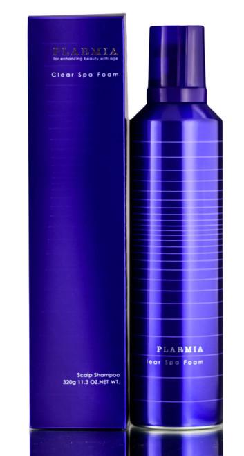Milbon Plarmia Clear Spa Foam Scalp Cleansing Shampoo