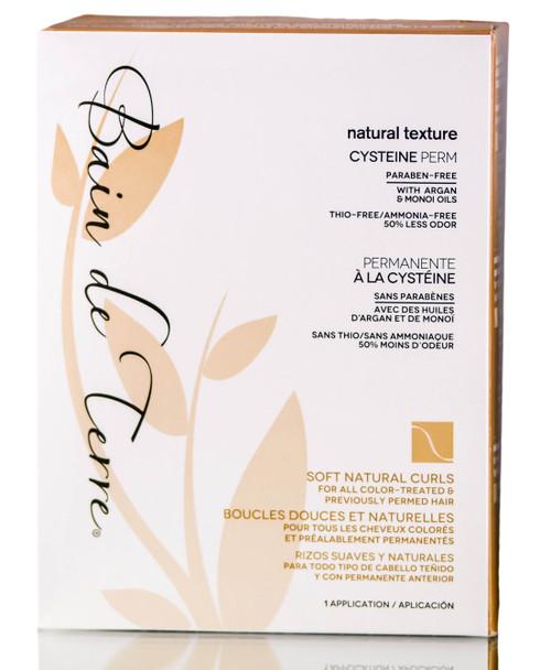 Bain de Terre Natural Texture Cysteine Perm - Color Treated Hair