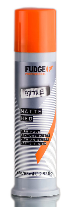 Fudge Style Matte Hed Firm Hold Texture Paste