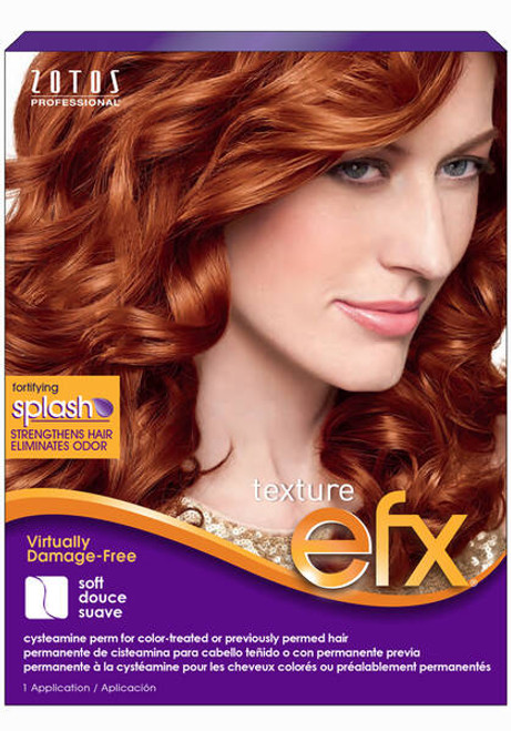 Zotos Texture EFX Cysteamine Perm (Color Treated & Previously Permed)