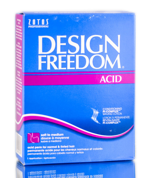 Zotos Design Freedom Acid (Soft to Med)