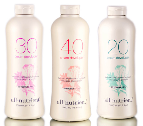 All-Nutrient Cream Developer