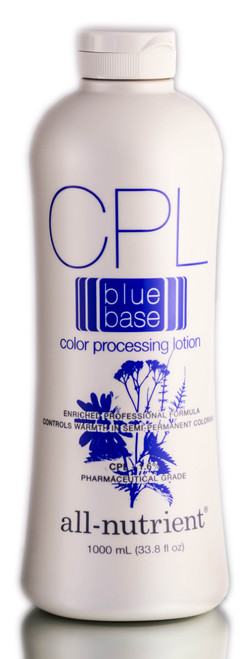 All-Nutrient Blue-Base Cream Developer