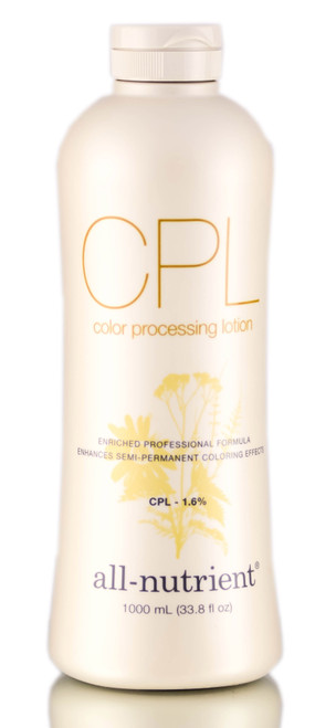 All-Nutrient Color Processing Lotion