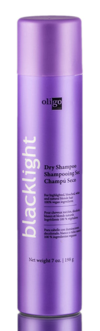 Oligo Blacklight Dry Shampoo