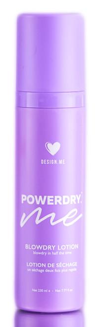 Design.Me PowerDry Me Blowdry Lotion