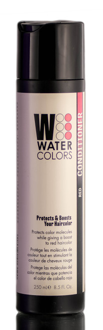 Tressa Watercolors Red Conditioner