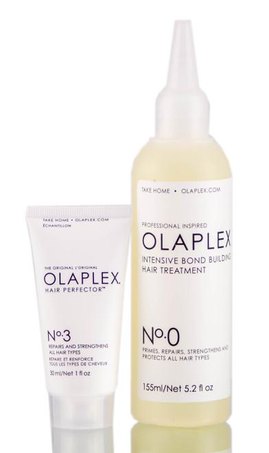 Olaplex No. 0 Intensive Bond Building Treatment Kit