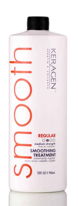 Keragen Regular Smoothing Treatment