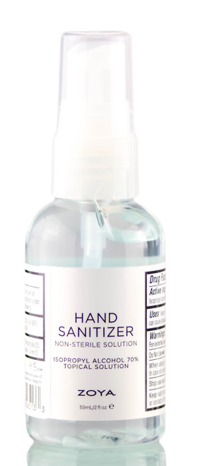 Zoya Hand Sanitizer