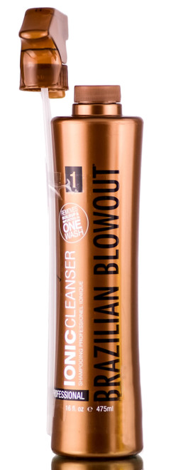 Brazilian Blowout Ionic Cleanser Shampoo