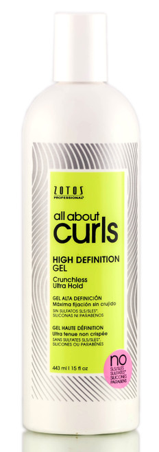 Zotos All About Curls High Definition Gel