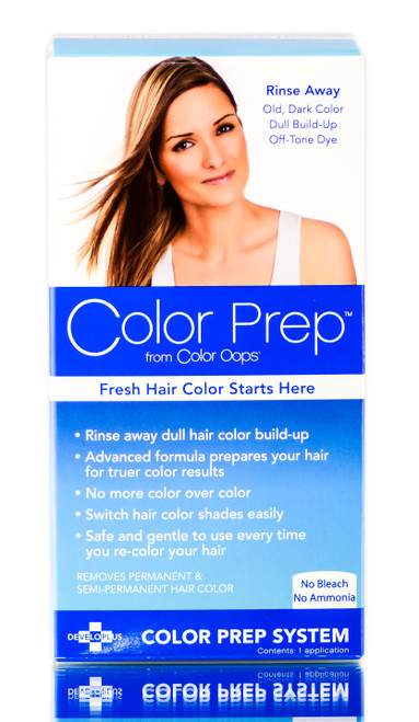 Color Oops Color Prep System