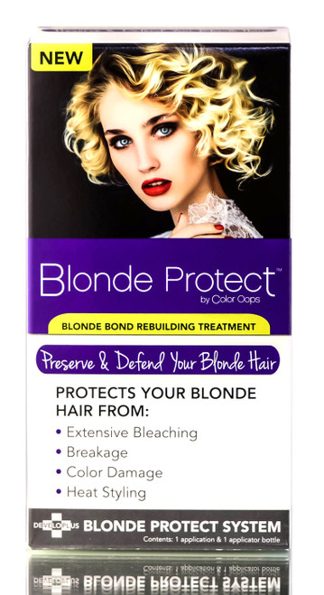 Color Oops Blonde Protect System