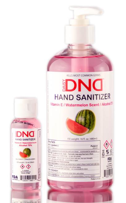 Daisy DND Watermelon Scent Hand Sanitizer (Vitamin E & 75% Alcohol)