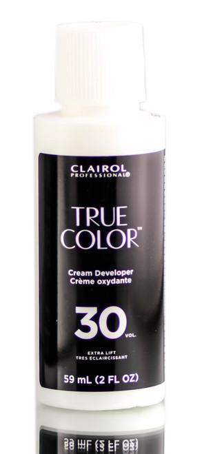 Clairol True Color 30 Vol Cream Developer Extra Lift