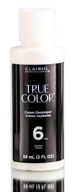 Clairol True Color 6 Vol Cream Developer Deposit