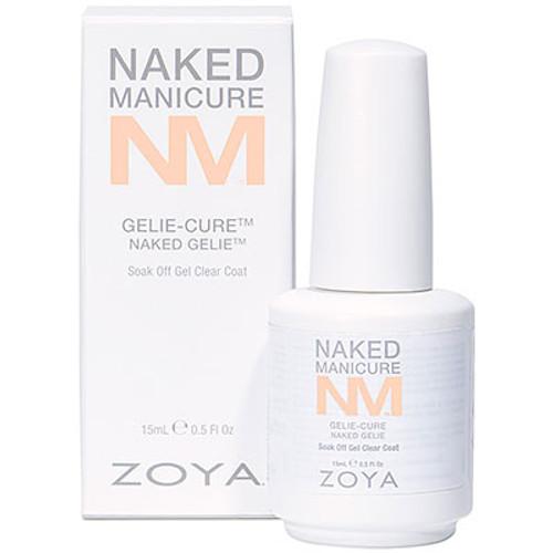 Zoya Naked Manicure Gelie-Cure Naked Gelie