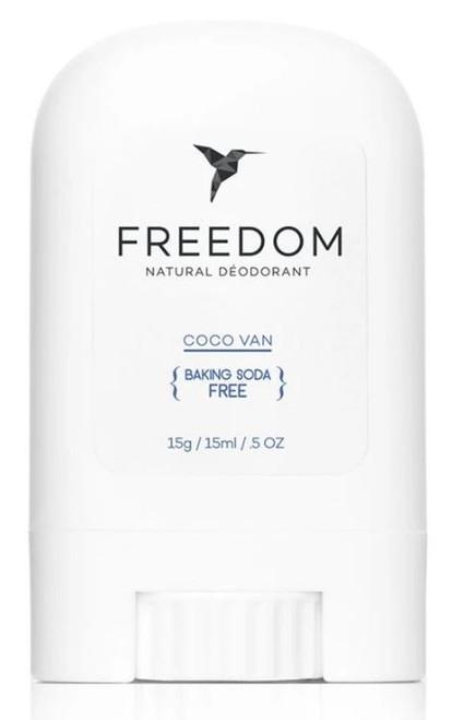 Freedom Natural Deodorant - Coco Van