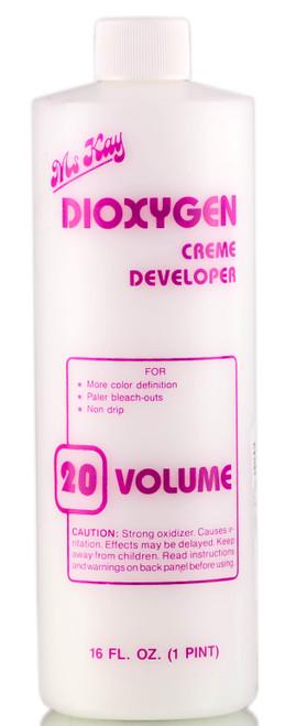 Ms Kay Dioxygen Creme Developer 20 Vol