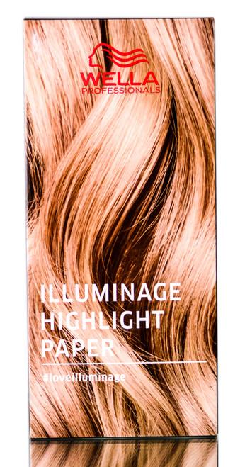 Wella Illuminage Highlight Paper