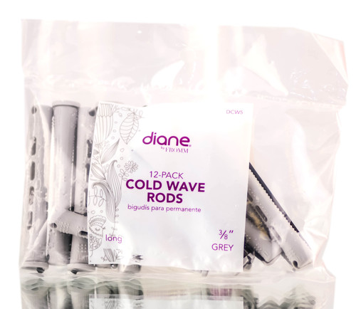 Diane Cold Grey Wave Rods