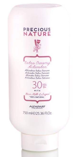 Alfaparf Precious Nature Extra Creamy Activator 30 Vol 9%