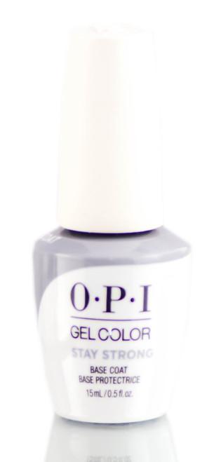 OPI Gel Color Stay Strong Base Coat