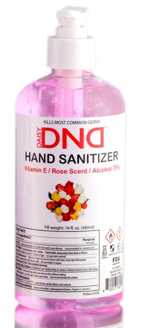 Daisy DND Rose Scent Hand Sanitizer (Vitamin E & Alcohol 75%)