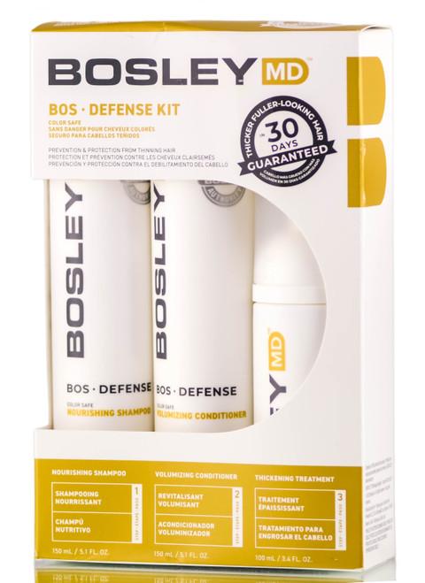 Bosley BOSDefense Color Safe Hair Kit