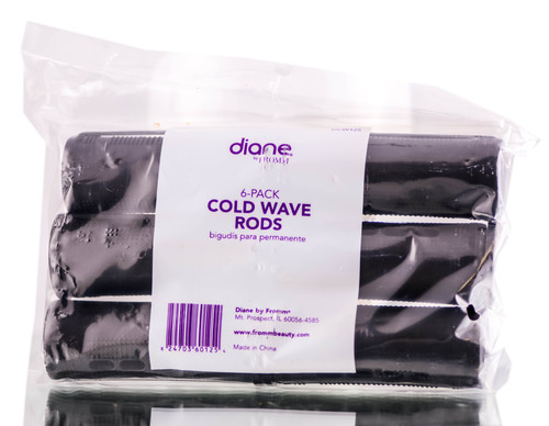 Diane Black Cold Wave Rods