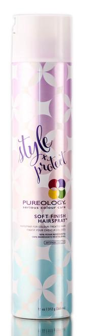 Pureology Style+Protect Soft Finish Hairspray