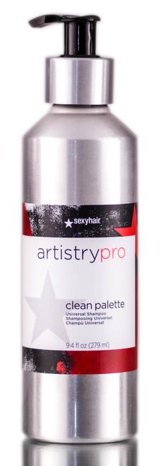 SexyHair ArtistryPro Clean Palette Universal Shampoo